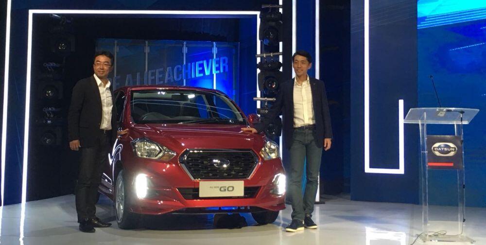 Akhirnya Datsun Go Punya Transmisi CVT, Harga Mulai Rp 102 Jutaan