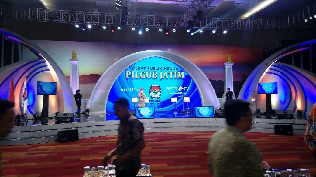 Visi di Debat Pilgub: Khofifah Proteksi Petani, Gus Ipul Dorong UMKM