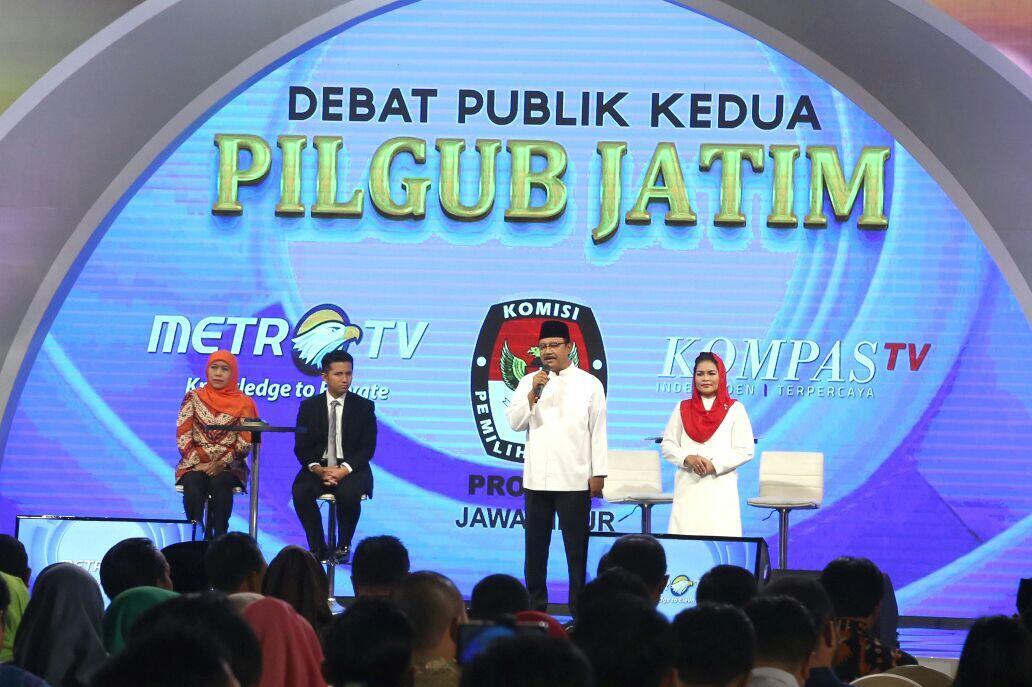 Adu Solusi Gus Ipul dan Khofifah soal Masalah Pertanian di Jawa Timur
