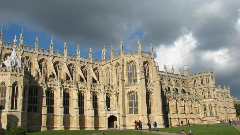 Menilik St. George's Chapel, Venue Pernikahan Pangeran Harry & Meghan
