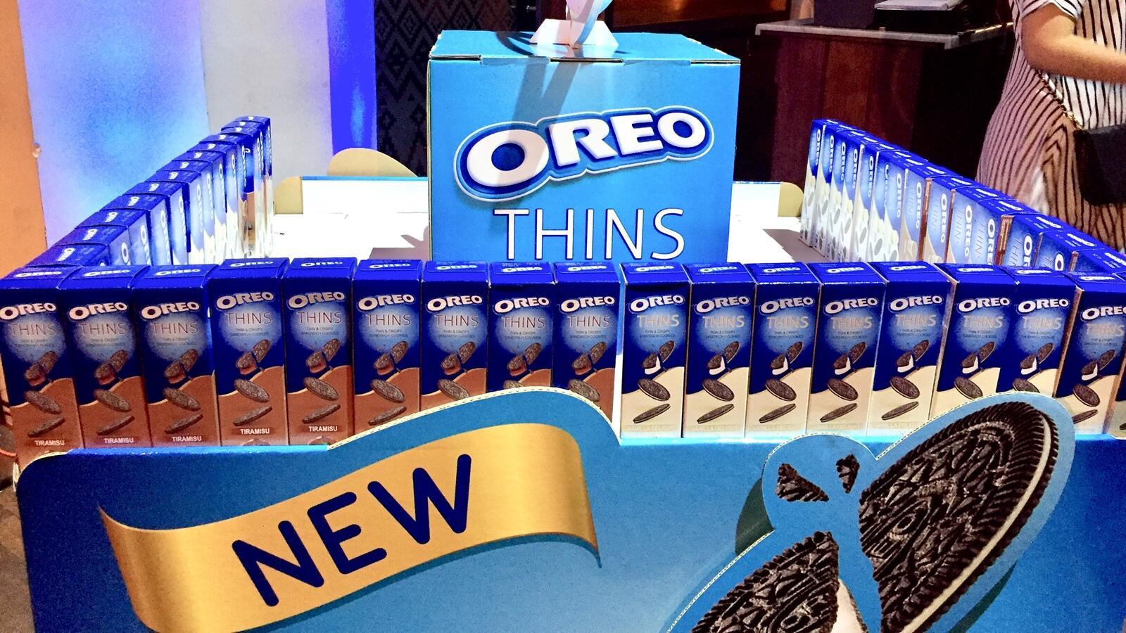 Garap Pasar Premium, Produsen Oreo Beli Pabrik Biskuit Rp 7 Triliun