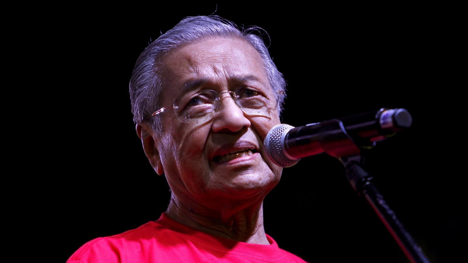 Wakil PM Malaysia: Mahatir Mohamad Seharusnya Urus Cucu Saja