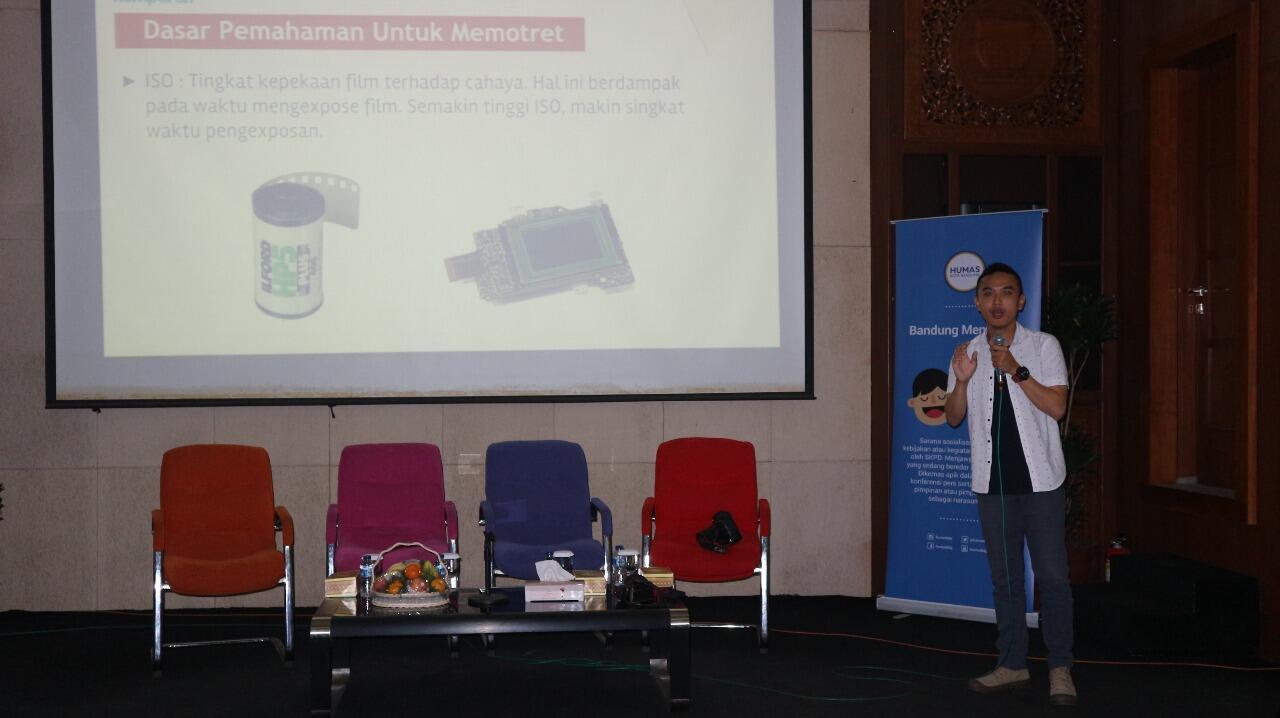Pelatihan Jurnalistik untuk Meningkatkan Kualitas Humas Pemkot Bandung