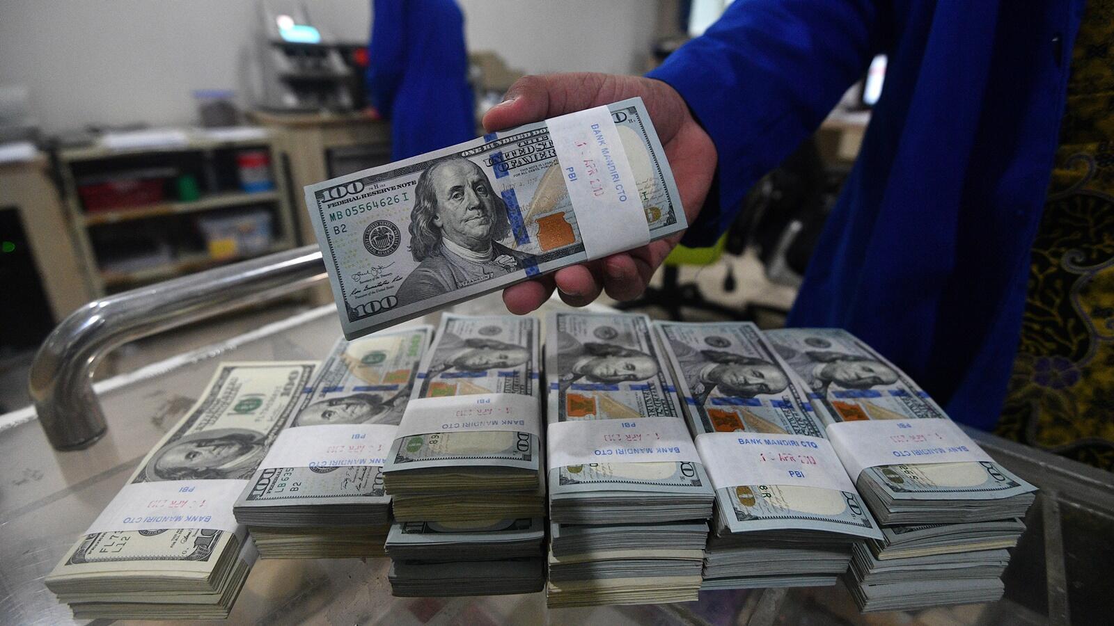 Saat Rupiah Rp 13.700/USD Utang RI Nambah Rp 10,9 Triliun, Sekarang?