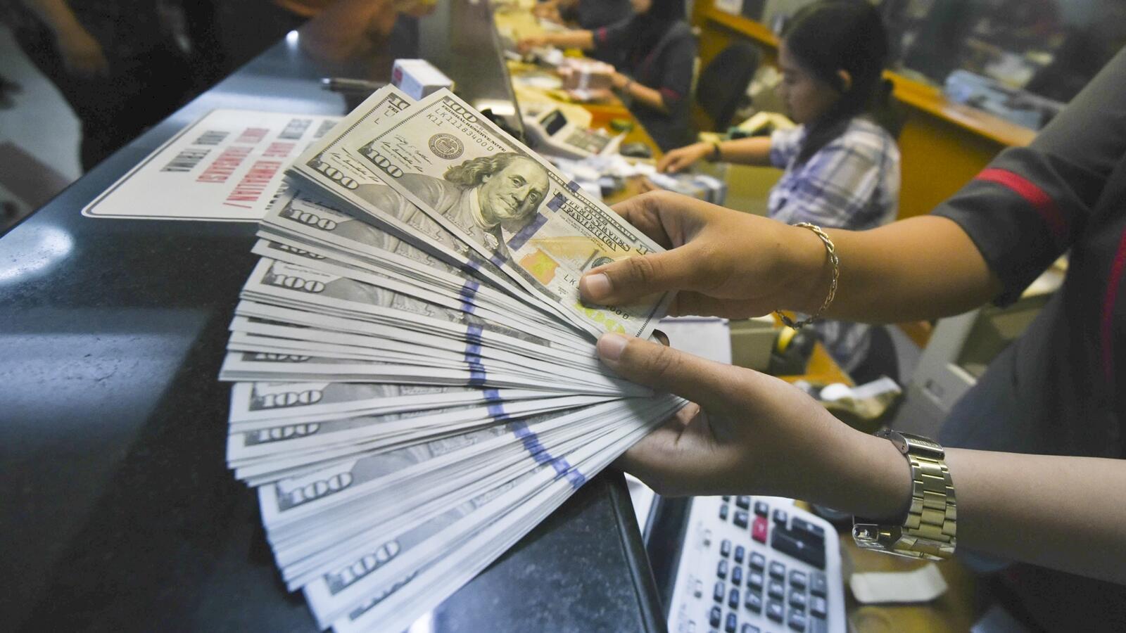 Dolar AS Menguat, Investor Asing Hitung Ulang Portofolio Investasi