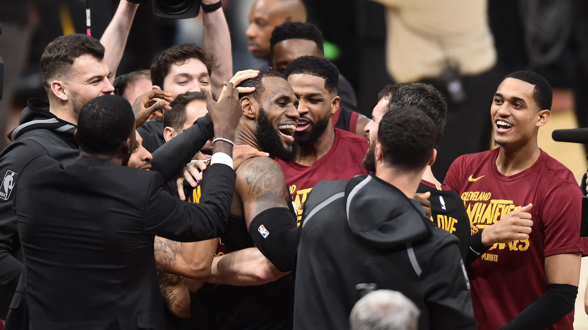 Playoff NBA: LeBron James Antarkan Cavaliers ke Final Wilayah Timur