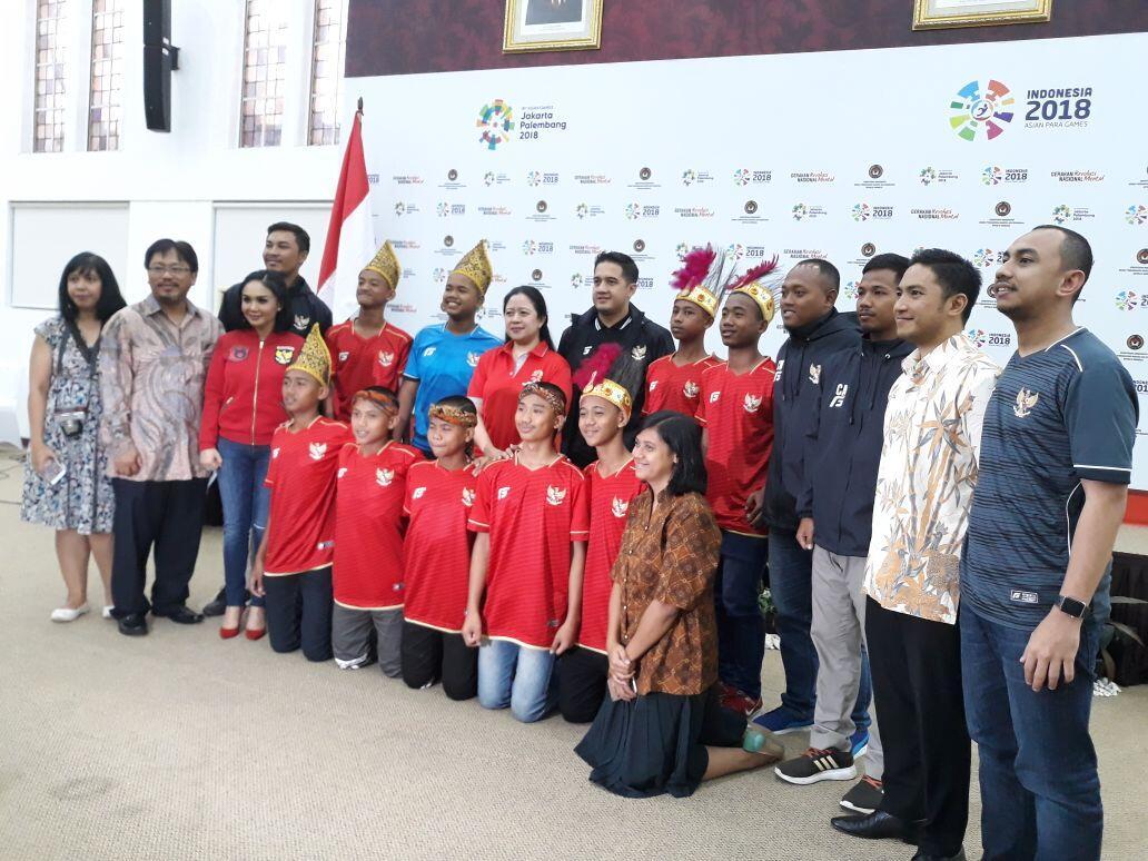 Hebat! Tim Sepak Bola Anak Jalanan Garuda Baru Ikuti Piala Dunia di Moscow