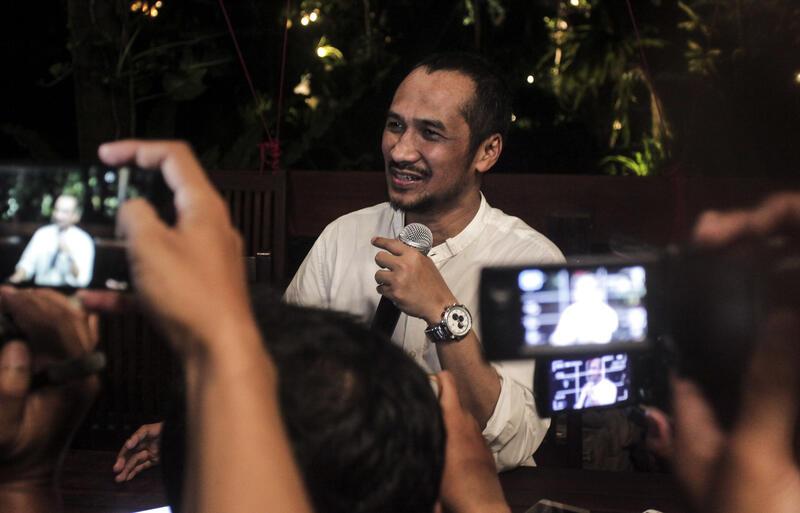 Abraham Samad Yakin Maju Jadi Capres Pemilu 2019, Ini Alasannya