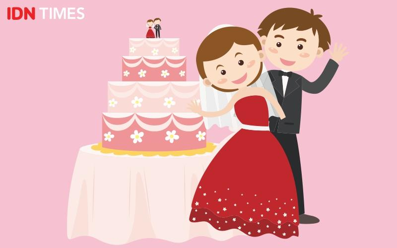 5 Pernikahan Dini di Indonesia yang Sita Perhatian Publik, Ada yang 4 Hari Cerai