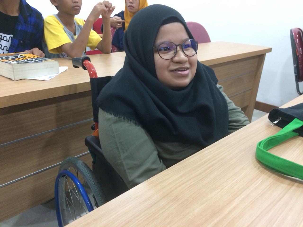11 Peserta Disabilitas Ikuti SBMPTN di Kampus UI