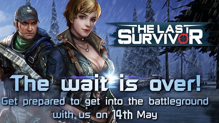 The Last Survivor : Stay Alive Open beta this May 14th 2018