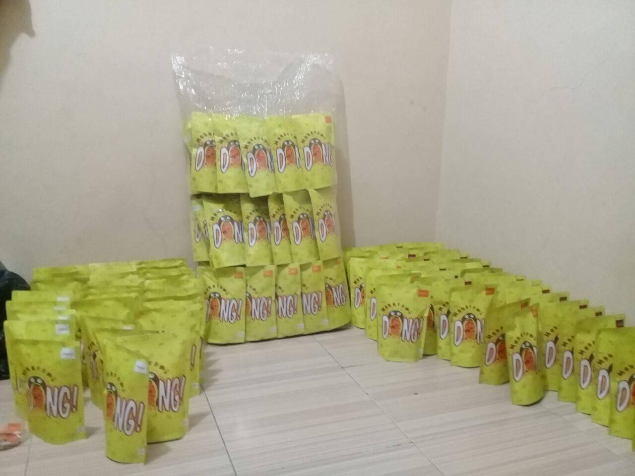 Dicari Mitra distributor/ Reseller Cemilan MakaroniDong! terbukti ngangenin