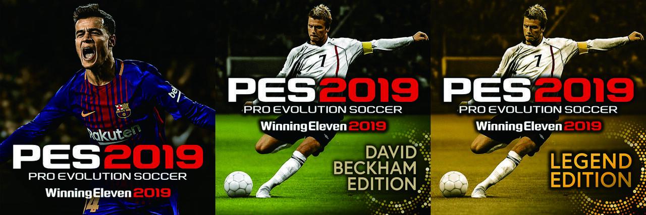 PRO EVOLUTION SOCCER 2019   THE POWER OF FOOTBALL   KASKUS
