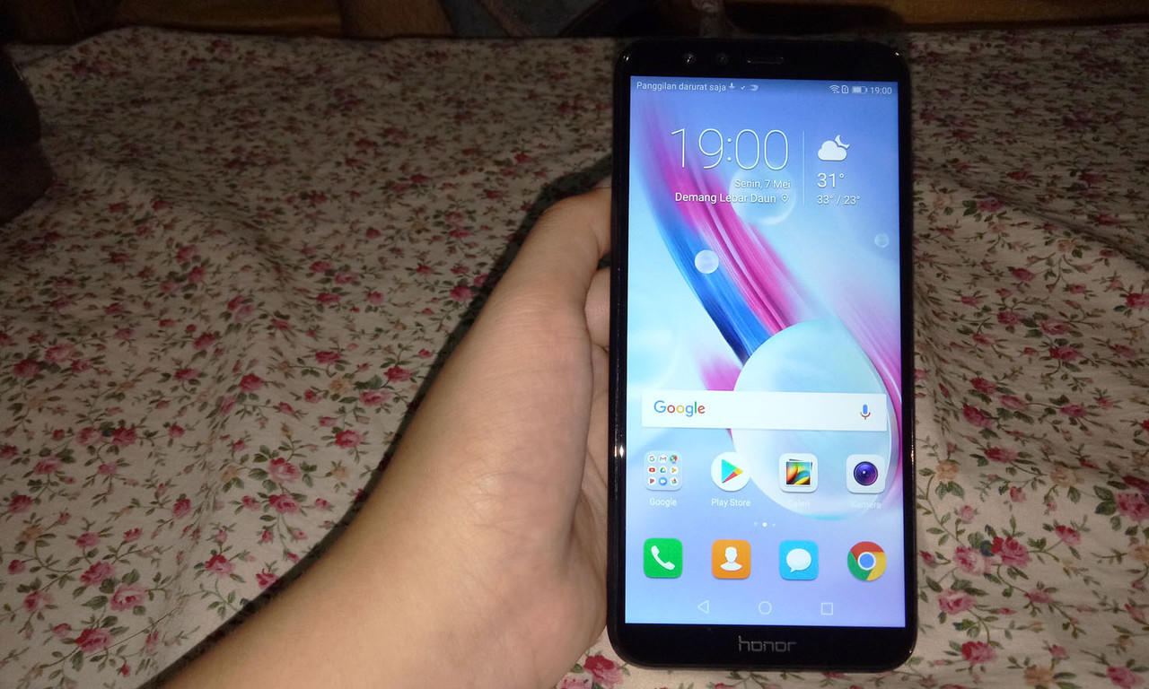 [Unboxing, First Impression, Review] Si Menawan Honor 9 Lite