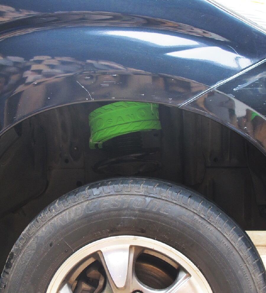Manfaat Spring Buffer Mobil OsanO