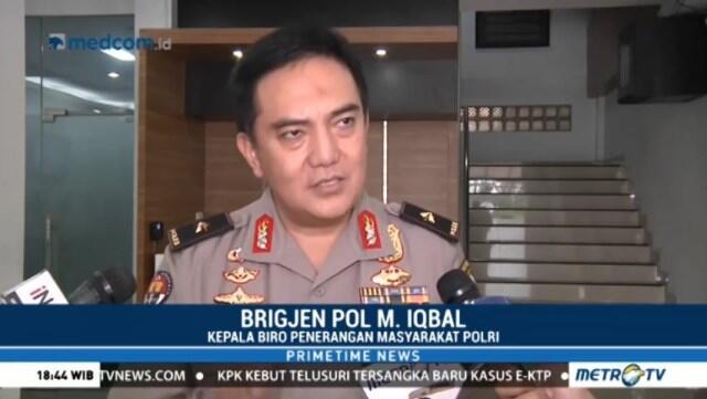 Masyarakat Diminta Tenang Tanggapi Insiden di Mako Brimob