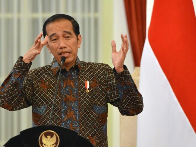 Presiden Saksikan Peremajaan Sawit Rakyat di Riau Hari Ini
