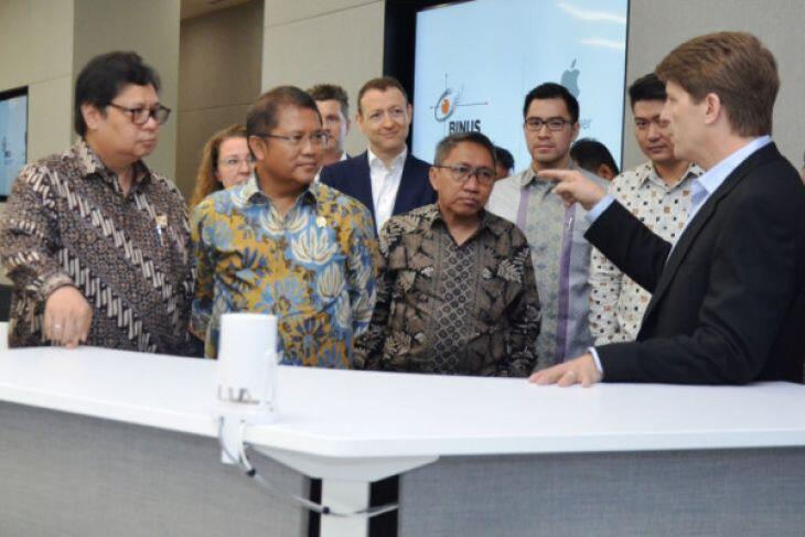 Soal Pengembangan Teknologi, Indonesia Sasar Pasar Global