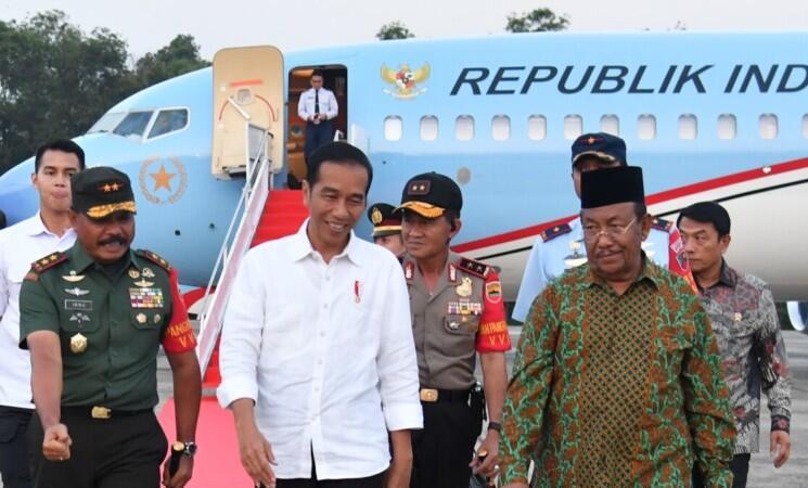 Presiden Jokowi Akan Saksikan Peremajaan Sawit Rakyat di Riau