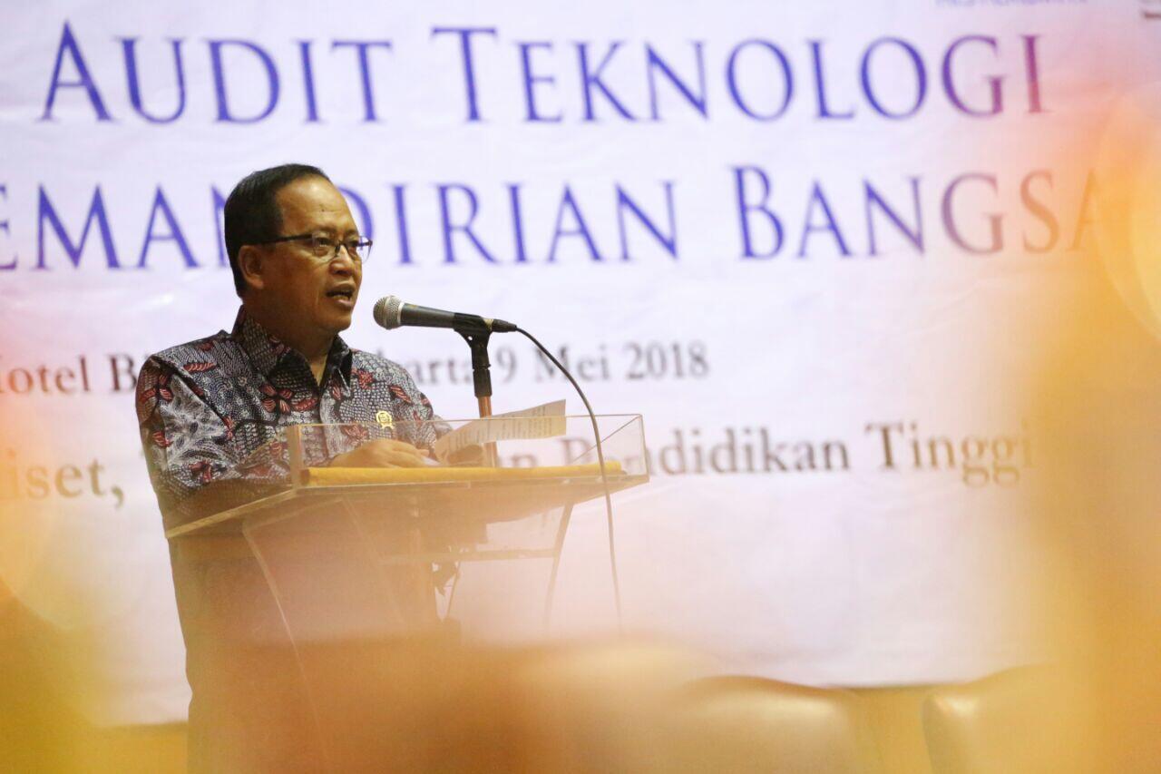Audit Teknologi Untuk Peningkatan Daya Saing dan Kemandirian Bangsa