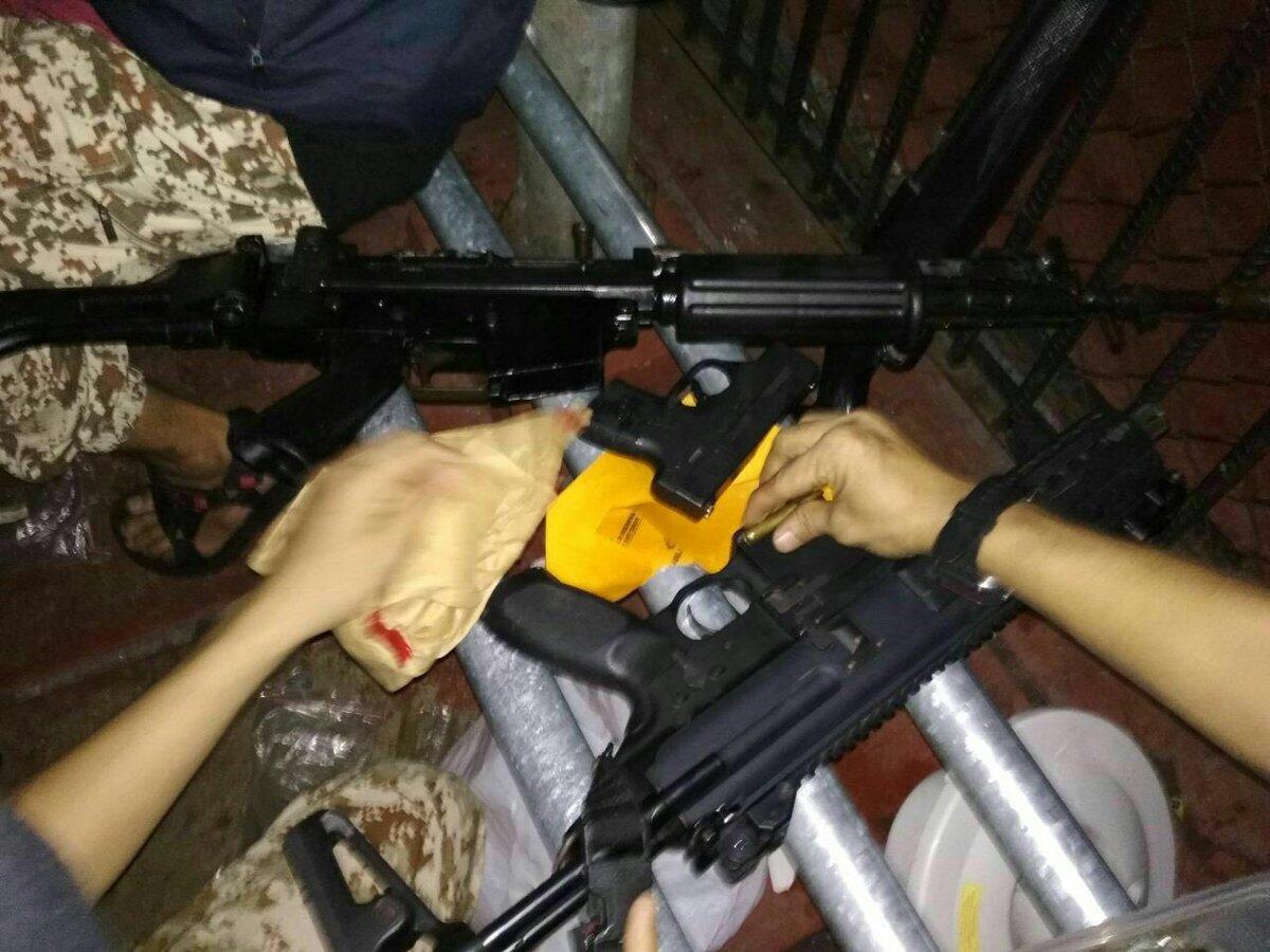 Mako Brimob Rusuh, Napi Berusaha Rebut Senjata