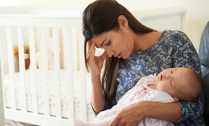 6 Pertolongan Pertama untuk Ibu yang Mengalami Baby Blues