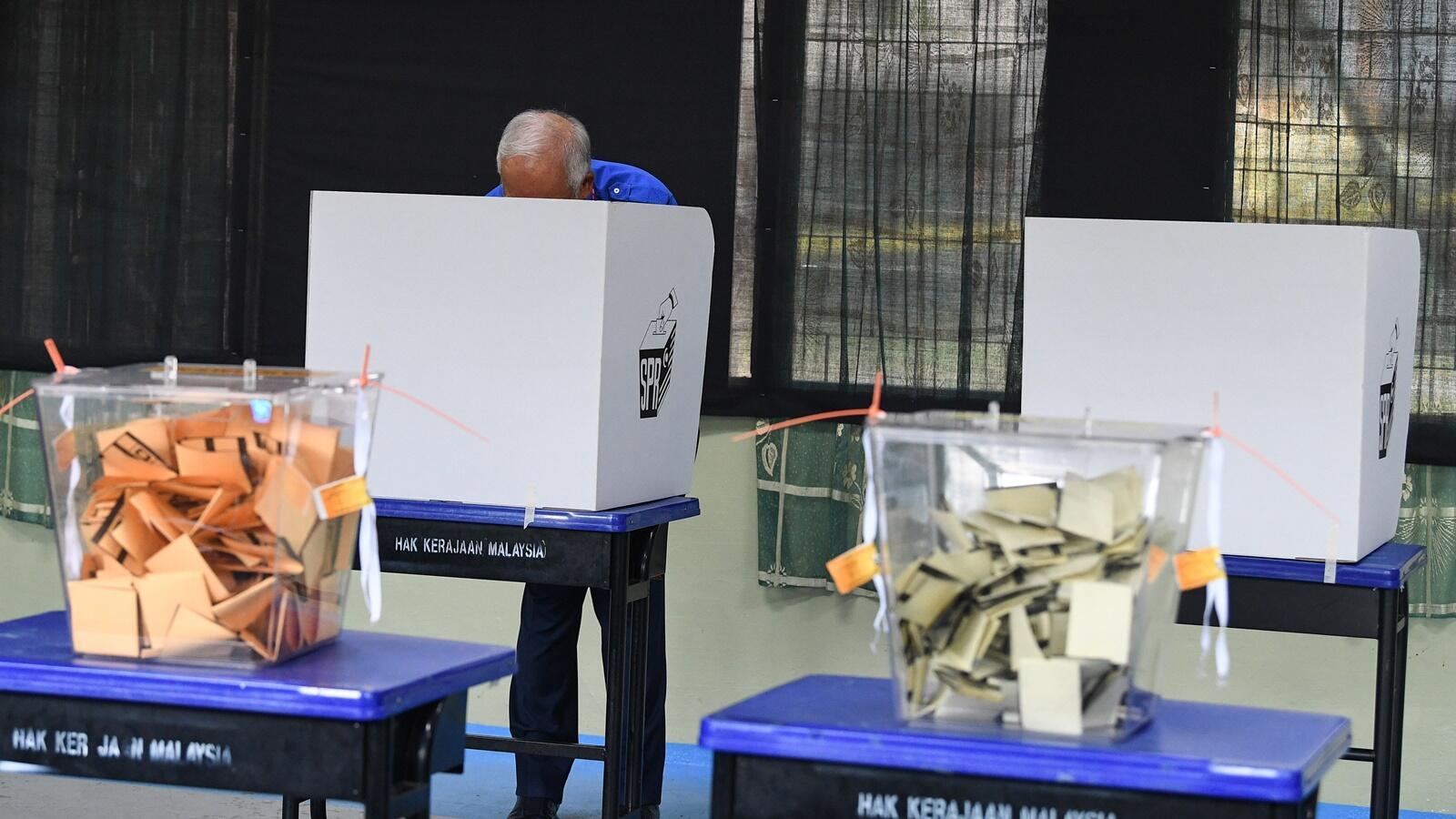 Pesan PM Malaysia Sebelum Pemilu: Pilih Barisan Nasional