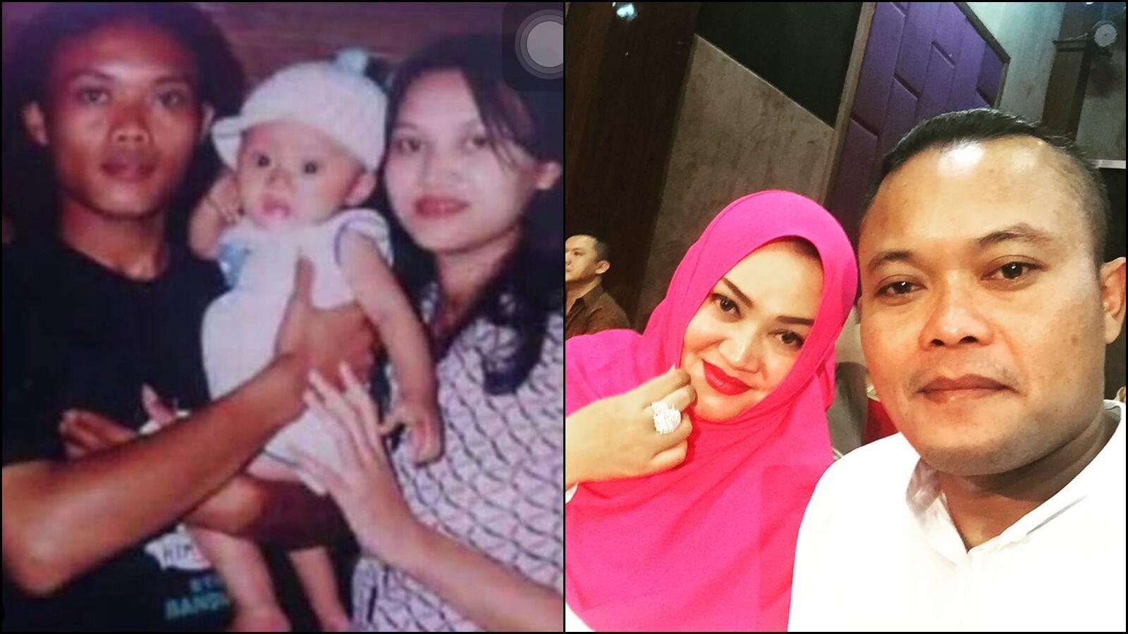 Perjalanan 20 Tahun Pernikahan Sule-Lina yang Berujung Perceraian