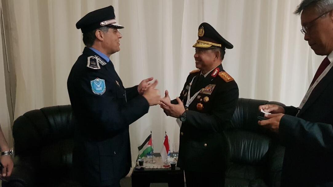 Jadi Anggota Interpol, Palestina Berterima Kasih atas Dukungan Polri