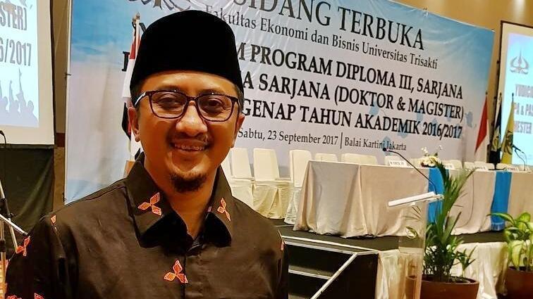 Yusuf Mansur Jadi Salah Satu Investor Saham BRISyariah