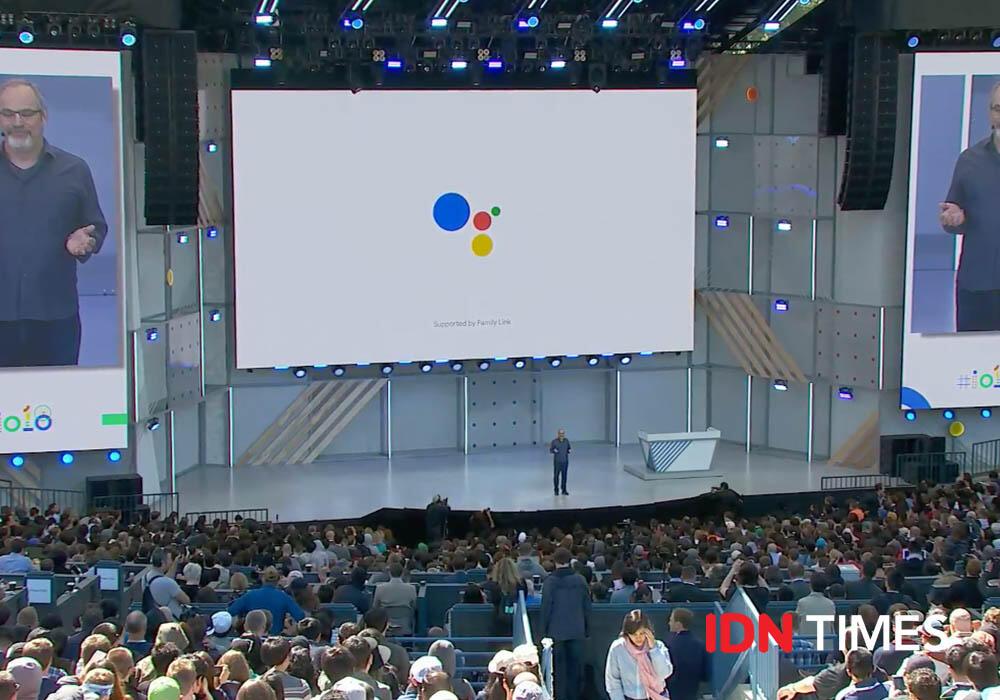 Android P Rilis dan 9 Hal Penting dari Keynote Google I/O 2018