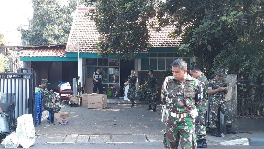 Dipaksa Kosongkan Rumah Dinas, Warga : Kami Ini Keluarga Besar TNI