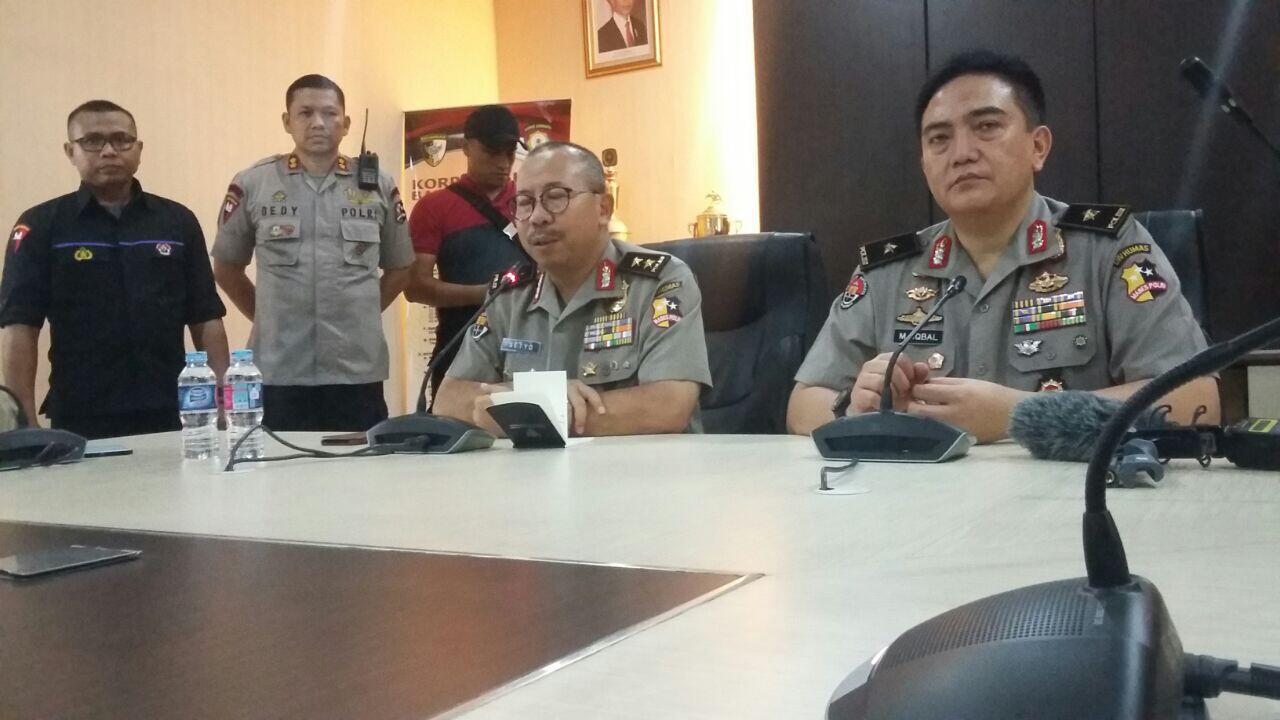 5 Anggota Brimob Yang Gugur Akibat Terkena Senjata Tajam di Leher
