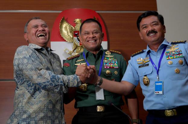 TNI AU Digugat Perdata Terkait Pembelian Helikopter AW 101