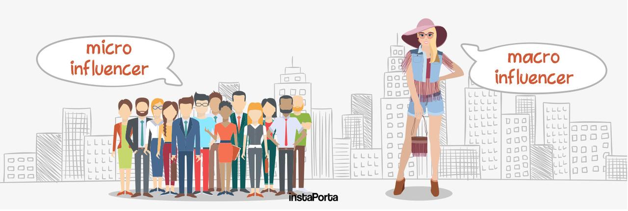 Micro-influencer VS Macro-influencer, ¿CUÁL ES MEJOR?