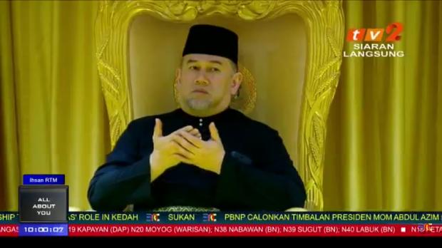 Sah! Mahathir Mohamad Jadi Perdana Menteri Malaysia