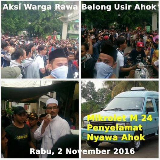 Rusuh Mako Brimob, Wiranto Minta Kondisi Ahok Tak Dipersoalkan