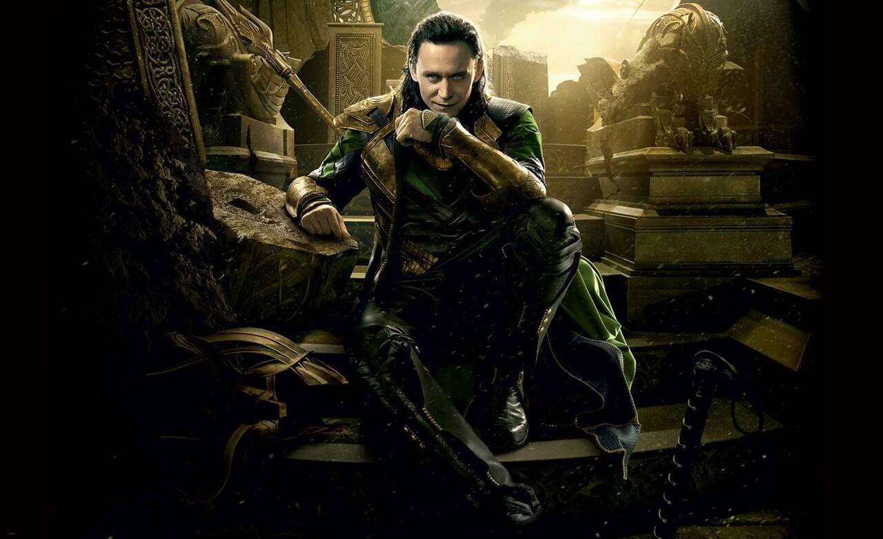 Kakak Thor, Loki Si Dewa Api Dan Penipu