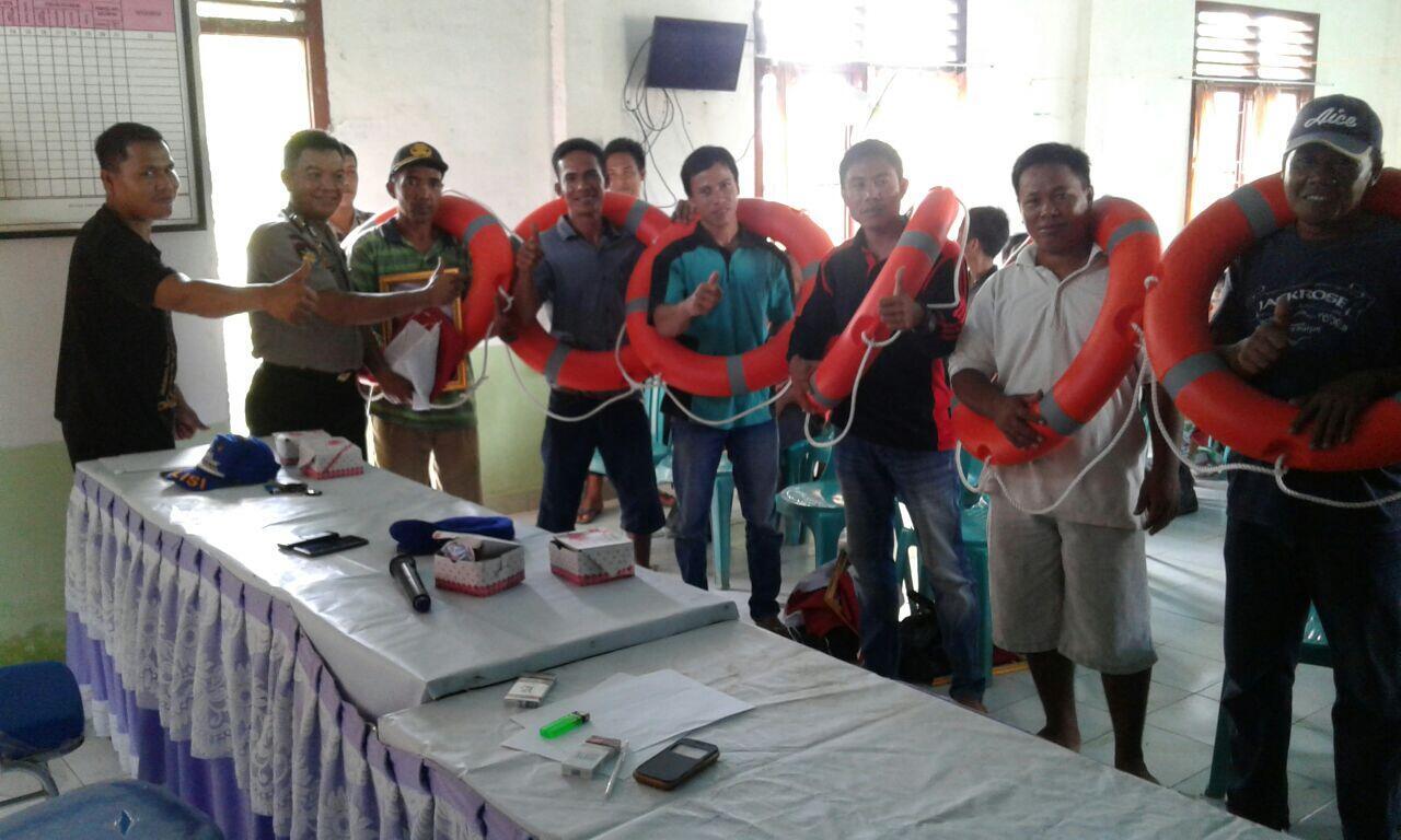 Sat Pol Air Polres Banyuasin Sosialisasikan Program Quick Wins