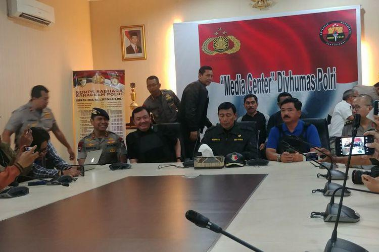Wiranto: 10 Sisa Teroris di Mako Brimob Akhirnya Menyerah