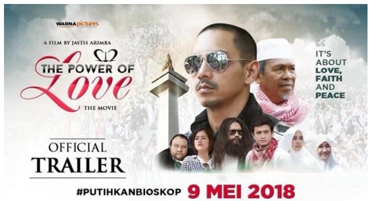 Nonton 212 The Power of Love, Ahmad Heryawan Beri Nilai Sembilan