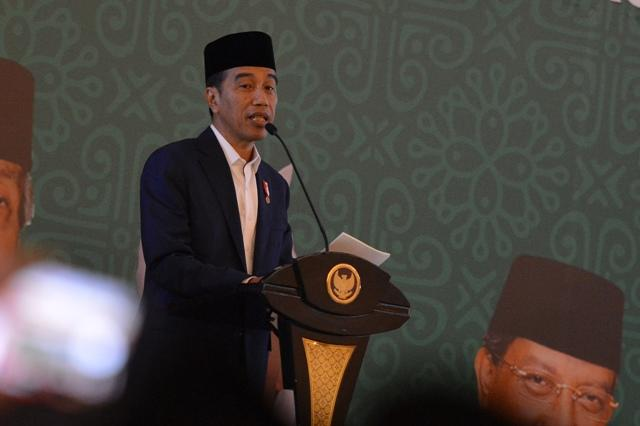 Presiden Tegaskan Indonesia tak Takut pada Teroris