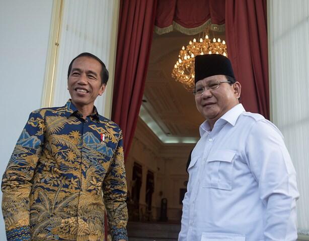 Jokowi Dipilih karena Merakyat