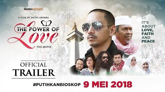 Apa Benar Film 212 The Power Of Love Bebas Unsur Politik?
