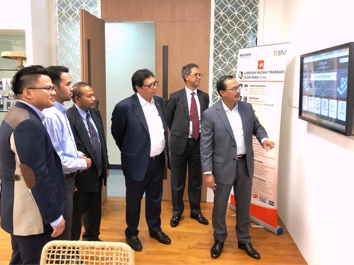 Topang Industri 4.0, RI-Singapura Siap Kolaborasi Bangun Digital Hub