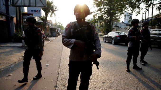 Biadab! Perlakuan Tahanan Teroris Aniaya 5 Polisi Sampai Meninggal di Mako Brimob