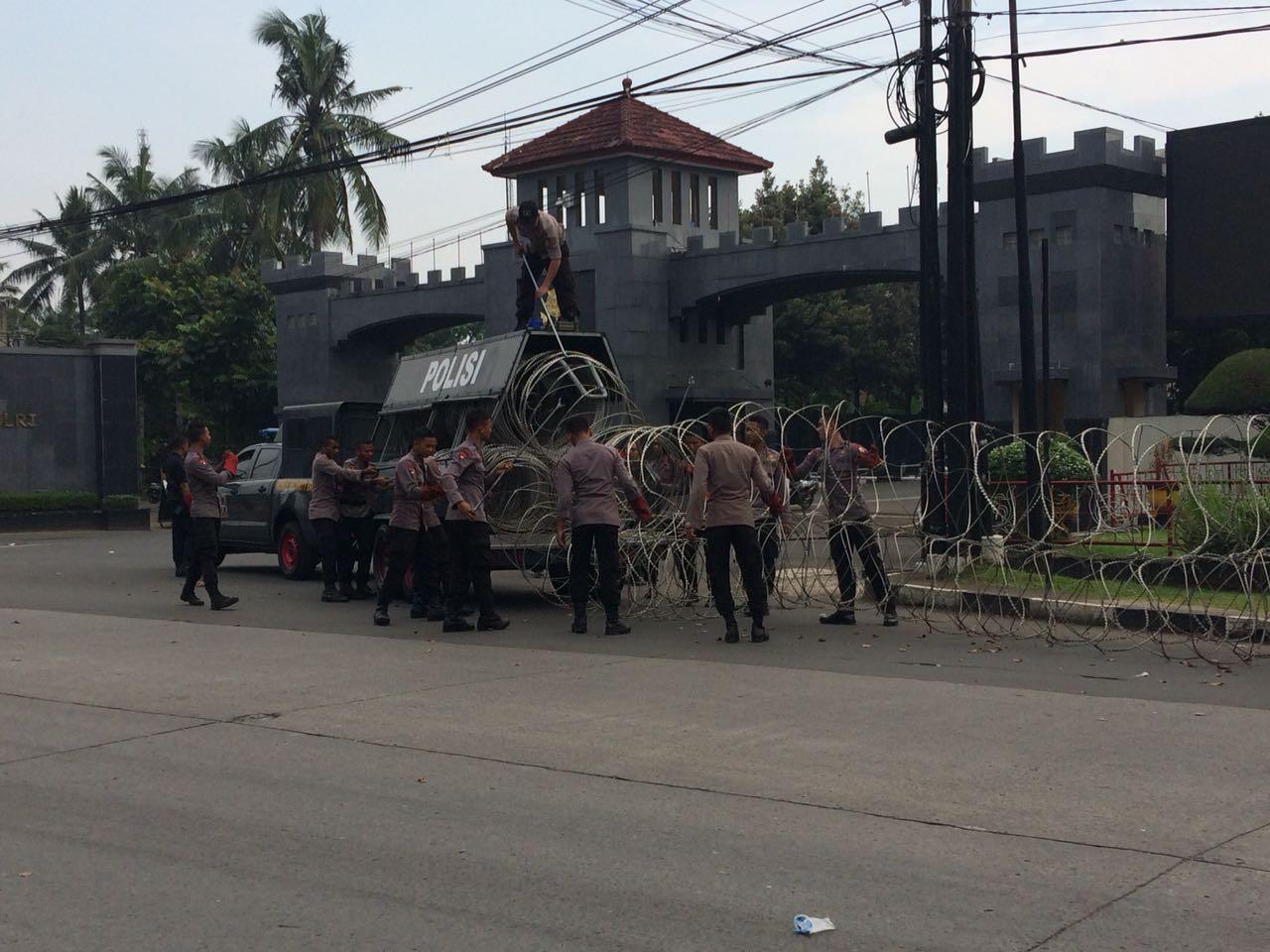 Aksi Napi Teroris Keji, Ini Pernyataan Lengkap Wiranto tentang Insiden Mako Brimob