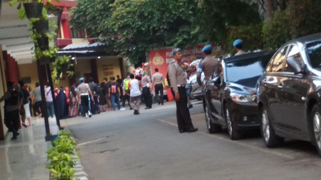 Ini Potret dan Data Pribadi 5 Polisi yang Gugur di Mako Brimob