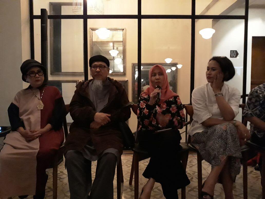 Mako Brimob Rusuh, Relawan Ahok Doa Bersama