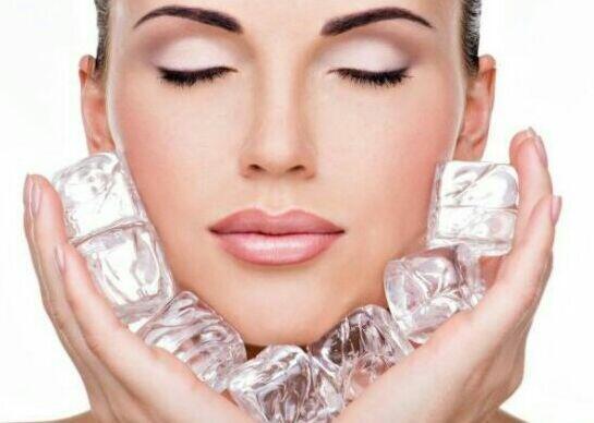 7 Manfaat Es Batu Untuk Wajah